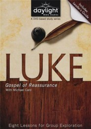 Luke: Gospel Of Reassurance, DVD with Leader's Guide