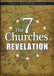 The 7 Churches of Revelation, DVD