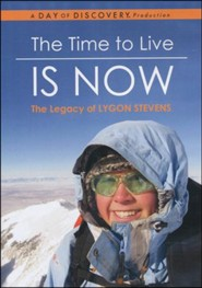 The Time to Live Is Now: The Legacy of Lygon Stevens - DVD