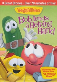 Bob Lends a Helping Hand, DVD