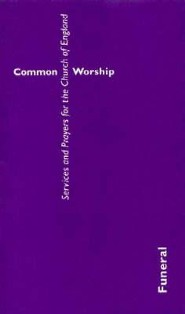 Common Worship: Funeral (large format)