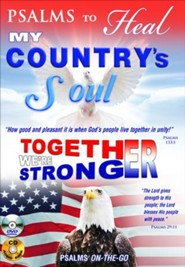 Psalms to Heal My Country's Soul: DVD & CD