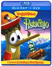 Pistachio: The Little Boy that Woodn't, Blu-ray/DVD