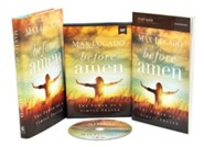 Before Amen: The Power of Simple Prayer (Church Campaign Kit)