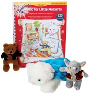 Music for Little Mozarts Classroom Deluxe Kit & Audio CD