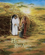 He shall Rise Again (Matthew 20:19) Large Bulletins, 100