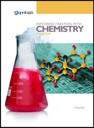 Exploring Creation with Chemistry Textbook, 3rd Edition