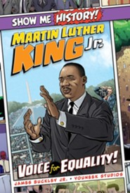 Martin Luther King Jr.: Voice for Equality