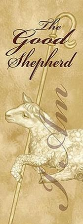I Am The Good Shepherd X-Stand Banner