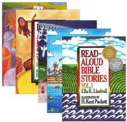 Read-Aloud Bible Stories, 5 Volumes