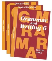 Grammar & Writing 6