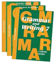 Saxon Grammar & Writing Grade 7