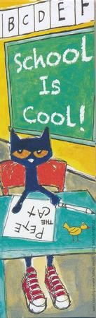 Pete the Cat Bookmarks