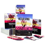Resolving Everyday Conflict Kit (DVD + 1 Leader's Guide + 9 Participant Guides)