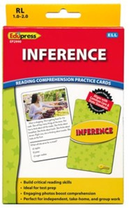 Inference Practice Cards, Yellow Level