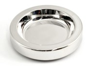 Center Plate Communion Tray, Silver Finish