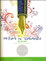 Apologia's Writers in Residence Gr 4-8
