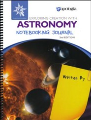 Apologia Exploring Creation with Astronomy Notebooking Journal (2nd Edition)