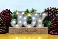 Joy LED Plaque