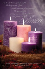 Advent Pillars & Luke's Gospel