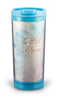 Be Still & Know Travel Mug