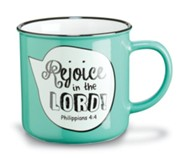 Rejoice In the Lord Mug