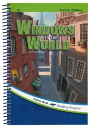 Abeka Windows to the World Teacher Edition