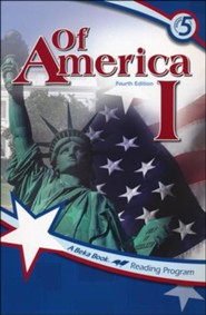 Abeka Reading Program: Of America 1