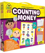 Counting Money Learning Kit