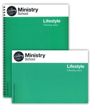 Ministry School-Lifestyle Starter Pack: Following Jesus