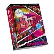 Supernatural BiG Children's Ministry Curriculum