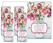 Mother's Day Set-100 Bulletins with Matching Bookmarks
