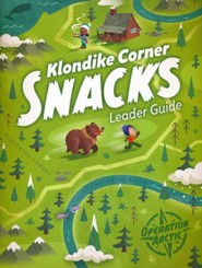 Operation Arctic VBS: Snacks Guide