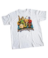 Camp Out Theme T-Shirt, Child Large (14-16)
