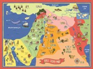 Bible Story Maps & Posters