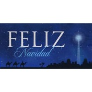 Feliz Navidad (Mateo 1:21, RVR 1960) Sobres de Ofrenda, 100 (Merry Christmas Offering Envelopes, 100)
