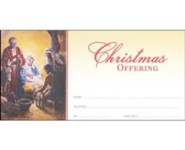 A Child is Born (Isaiah 9:6) Offering Envelopes, 100