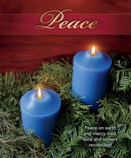 Peace on Earth Large Bulletins, 100