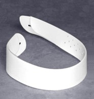 Two-Ply Clerical Collar #2, 16.5 inch