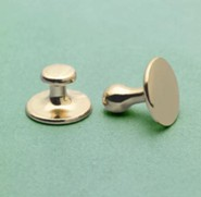 Clerical Collar Buttons
