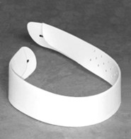Two-Ply Clerical Collar #3, 18.5 inch