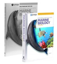 Exploring Creation with Marine Biology Basic Set (2nd Edition)