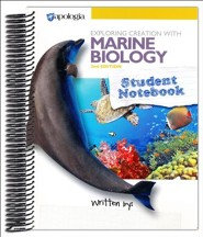 Exploring Creation with Marine Biology Student Notebook (2nd Edition)