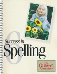 Success In Spelling, Level 6