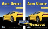 Auto Upkeep Homeschool Curriculum Kit: Paperback  Textbook, Workbook & Resource USB (4th Edition)