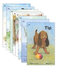 Abeka Animal Friends Books 1-8 (8-book set)