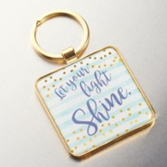Live A Life Of Love Keyring