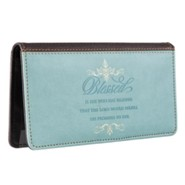 Blessed Is She, Checkbook Cover