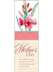 Happy Mother's Day (Proverbs 31:28, KJV) Bookmarks, 25