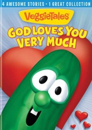 God Loves You Very Much, DVD